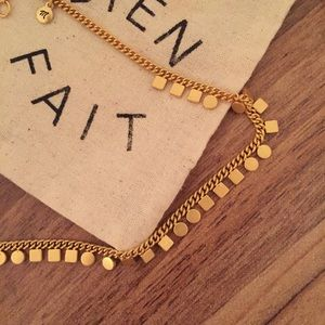 Madewell Choker Necklace